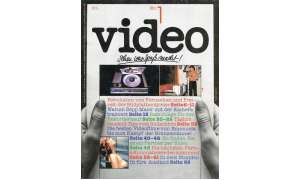 home entertainment, video, zeitschrift