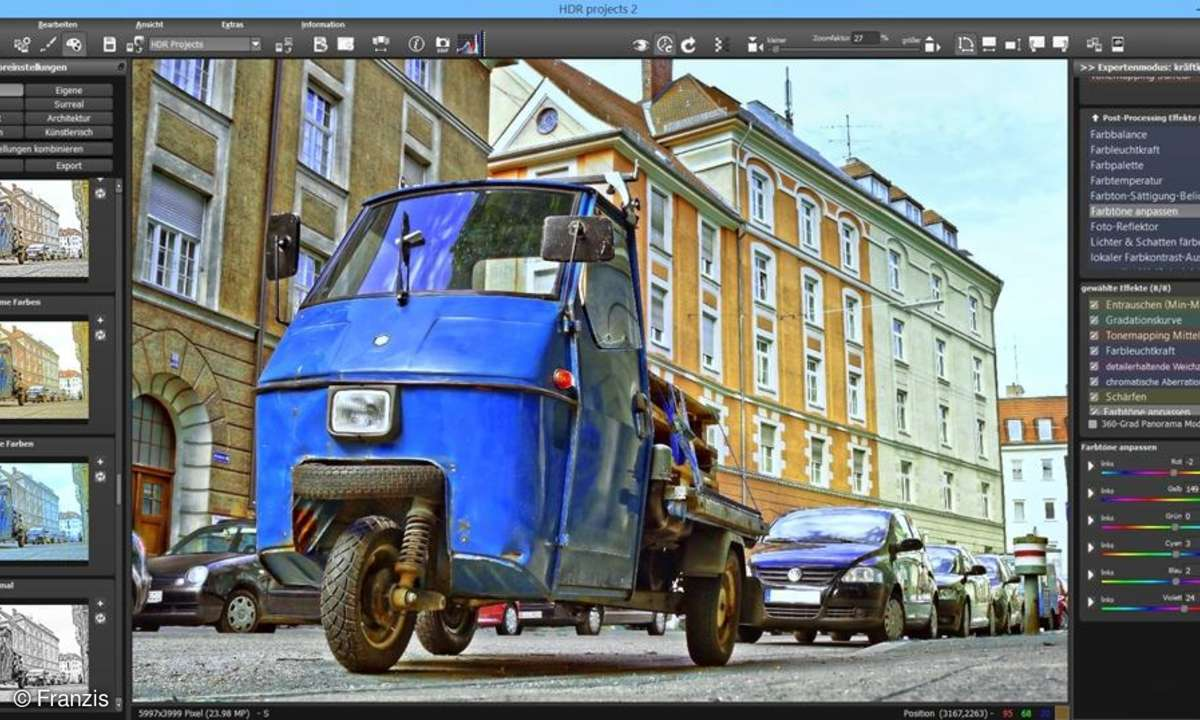 Franzis HDR Projects platin 2