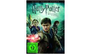 "In den USA gab's ""Harry Potter und die Heiligtümer des Todes Teil 2"" auch in UltraViolet - nicht zu jedermanns Gefallen. 2011 Warner Bros. Entertainment Inc. Harry Potter Publishing Rights (C) J.K.R. Harry Potter Characters, Names And Related Indi..."