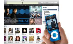 Apple iPod und iTunes