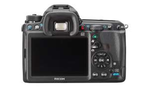 Pentax K-3 - DSLR - Display