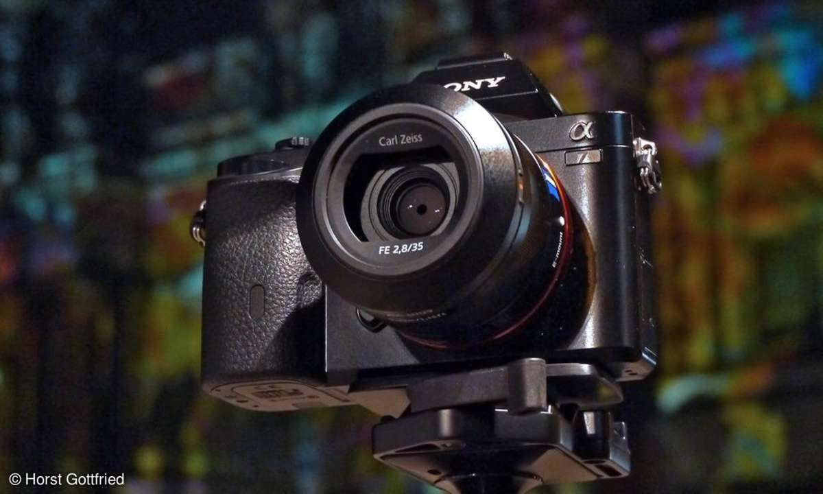 Sony A7 / A7R Praxis Test Review