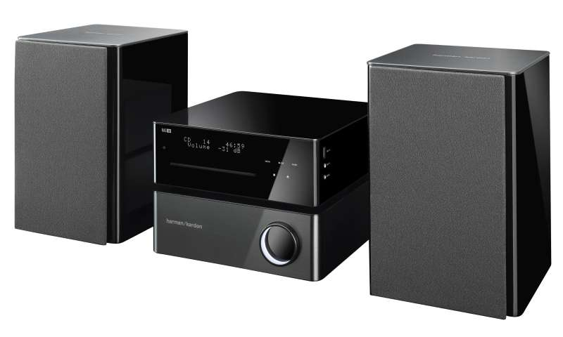 harman kardon mas 100 110 edle kompakt anlagen mit ipod. Black Bedroom Furniture Sets. Home Design Ideas