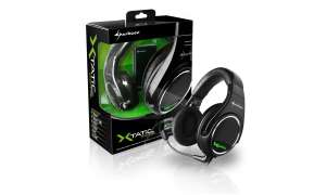 Sharkoon X-Tatic Digital 5.1-Dolby-Headset