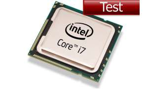 Intel Core i7 Test