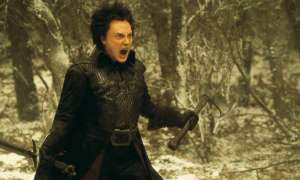 Szene aus Sleepy Hollow mit Christopher Walken