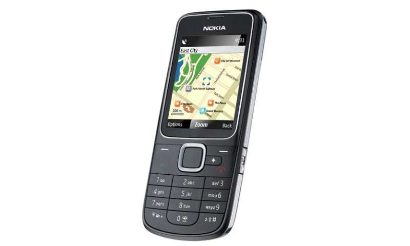 nokia 2710 navigation edition handy navi f r den schmalen geldbeutel pc magazin. Black Bedroom Furniture Sets. Home Design Ideas