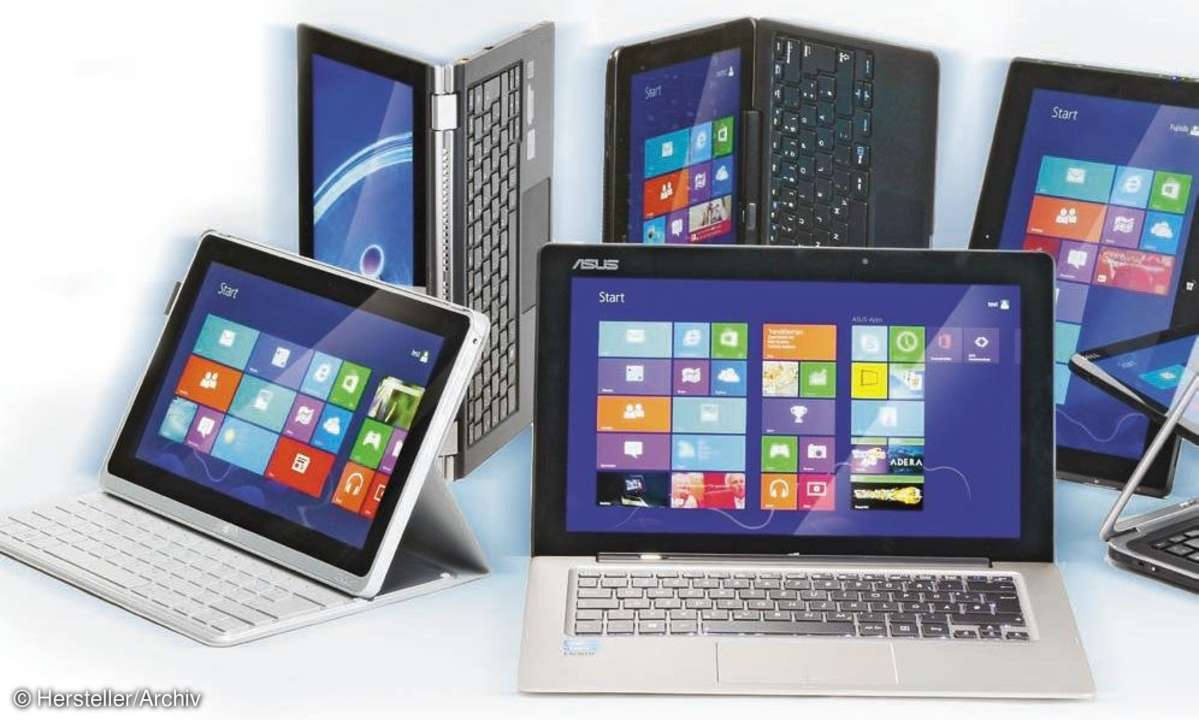 Notebooks, Touch Notebooks, Touch