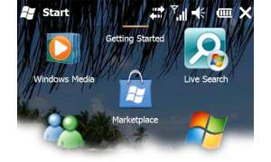 Windows Mobile 6.5 Aufmacher