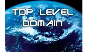 Top Level Domain Weltkugel