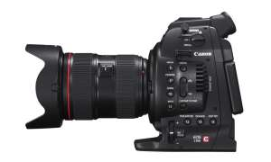 Update Canon EOS C100 Firmware