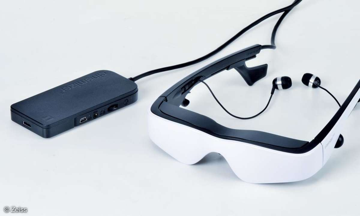 OLED,Brille,Zeiss