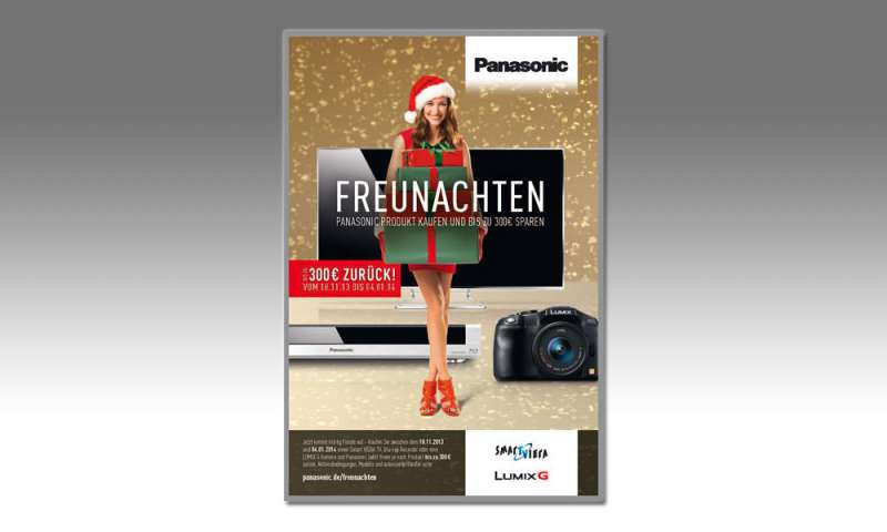cashback aktion panasonic erstattet bis zu 300 euro f r fernseher pc magazin. Black Bedroom Furniture Sets. Home Design Ideas
