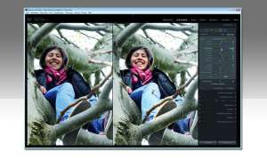 Lightroom 5 - Radialfilter Tutorial