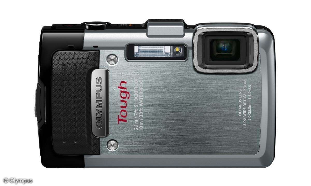 Olympus Stylus TG-830 Test - Review