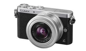 Panasonic Lumix GM1 - Schwarz