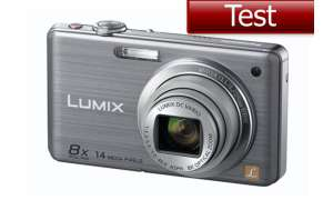 Panasonic Lumix DMC-FS33 TEST