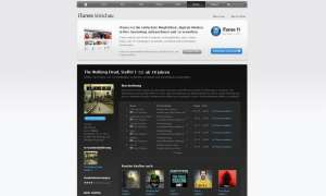 The Walking Dead auf iTunes