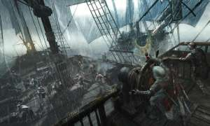 Assassin's Creed 4 Schiffskampf