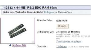 Alter PC, was nun?