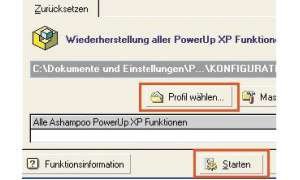 Tuning: PowerUp XP