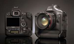 Canon EOS-1D X - Firmware Upadte