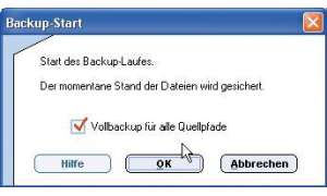 Backup-Tool: VersionBackup 2.11