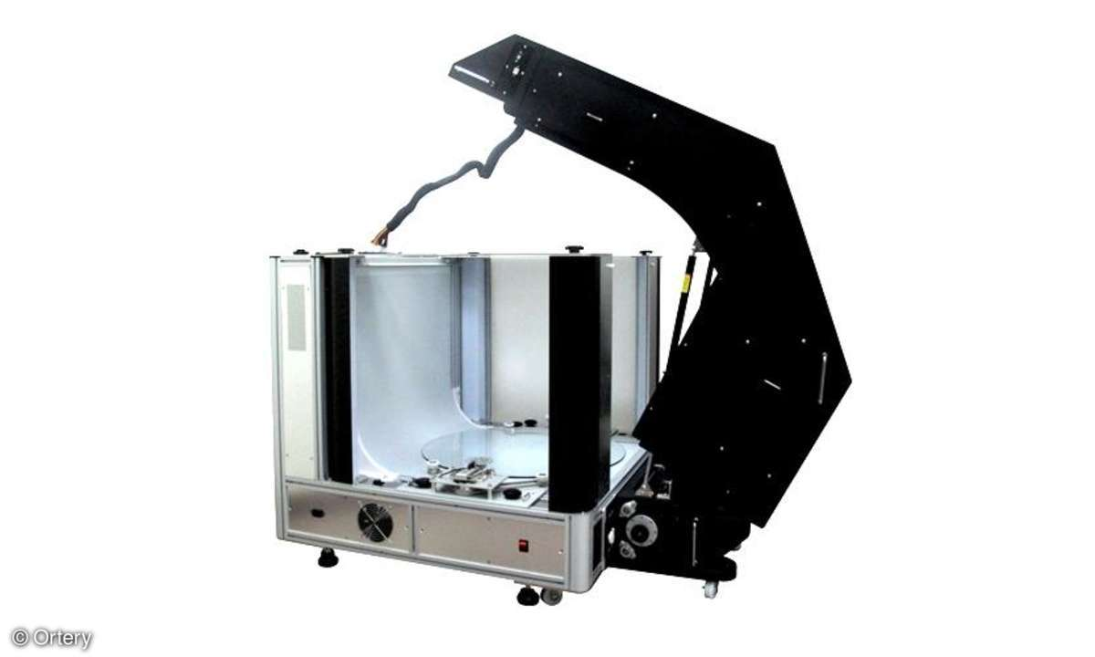 Ortery  3D MFP- Office Photography Machine