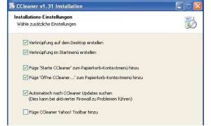 Windows entschlacken