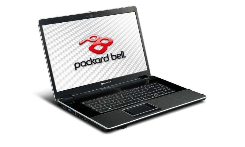packard bell easynote dt85 18 4 zoll notebook f r unter. Black Bedroom Furniture Sets. Home Design Ideas