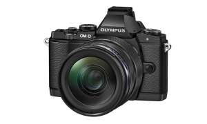 Olympus OM-D E-M5 Elite Black Pro-Kit 2014