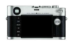 Leica M - Display