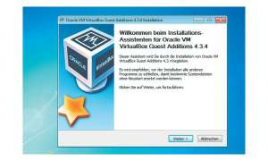 PC,Virtual Box,Installation