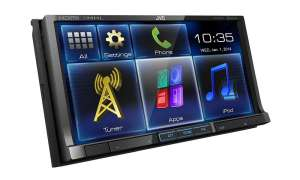 JVC-Multimedia-Receiver KW-V 50 BT