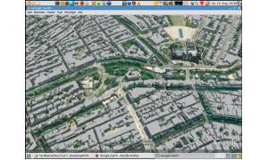 Google Earth: Amsterdam in 3D