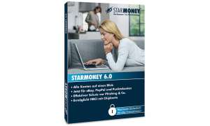 Homebanking-Software: StarFinanz 6.0