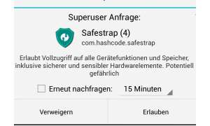 superuser, safestrap