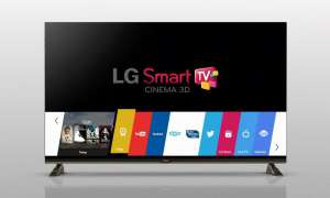 LG Smart TV 2014 mit webOS