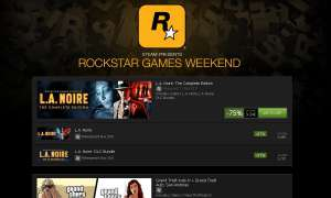 Steam hat den Rockstar Games Weekend Sale mit tollen Angeboten.