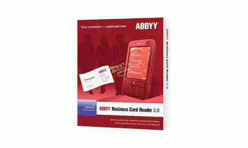 Abbyy Business Card Reader Im Test Pc Magazin