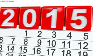 Office-Vorlagen: Kalender 2015 als Download